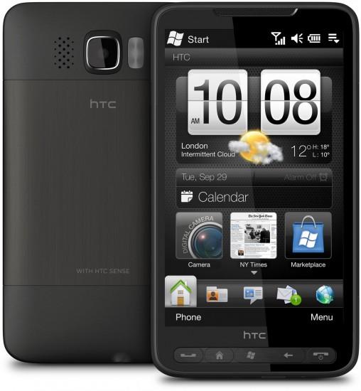 HTC HD2 Unlock Code.